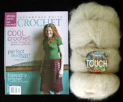 Interweave Crochet and Adriafil Touch