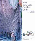 NYC Crochet Guild 2004 Calendar