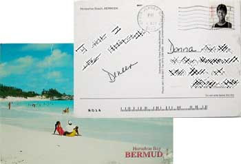 postcard from Deneen