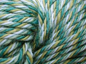 detail of yarn from L'Tanya