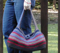 felted bag by monica