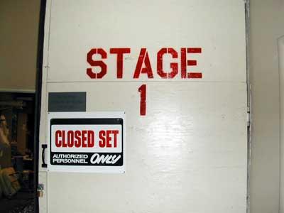 Stage 1 door