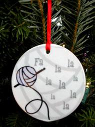 Cm ornament