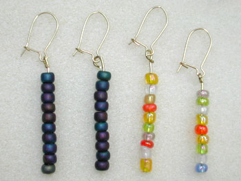 stitch markers by Kathy